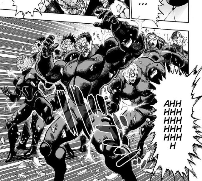 who is the cyborg that killed genos family-0