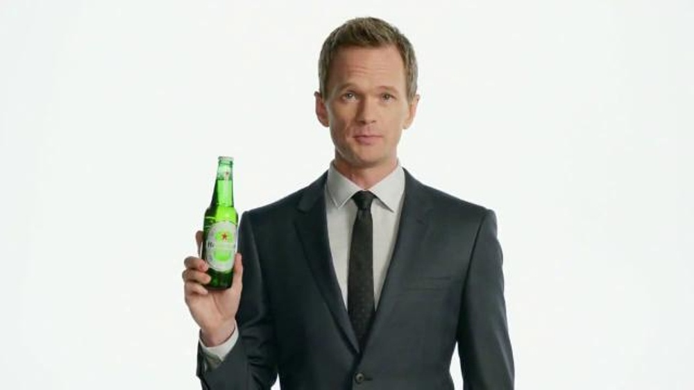 who is the guy on the heineken commercial-0