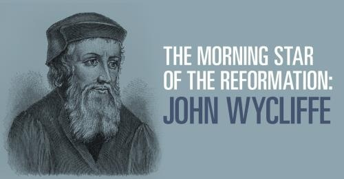 who is the morning star of the reformation-0