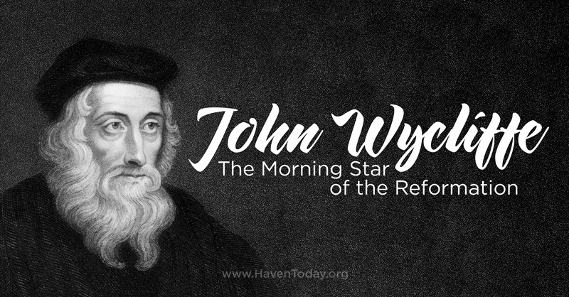 who is the morning star of the reformation-2