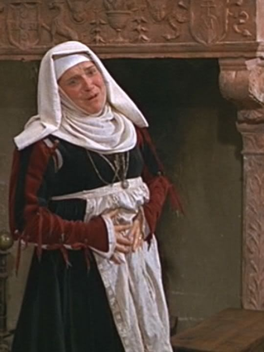 who is the nurse in romeo and juliet-0