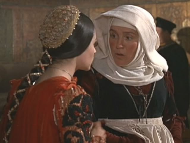 who is the nurse in romeo and juliet-2
