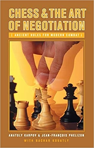 who is the opponent in the narrator's imaginary chess game?-2