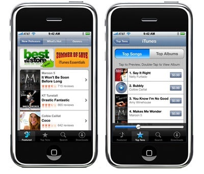 who is the sole distributer of apps for ios?-2