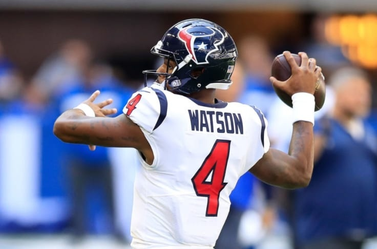who is the starting quarterback for the houston texans-4