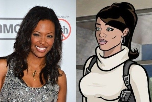 who is the voice of lana on archer-0