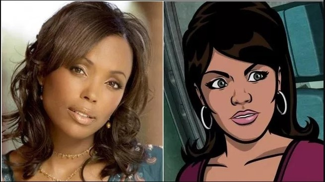 who is the voice of lana on archer-2