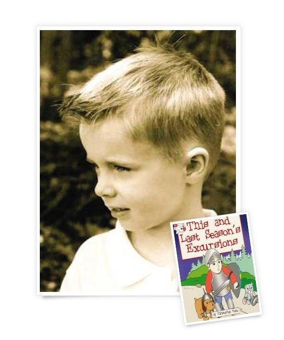 who is the youngest author in the world-3