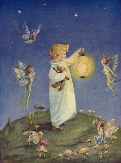 who is the youngest of the unique faeries?-3