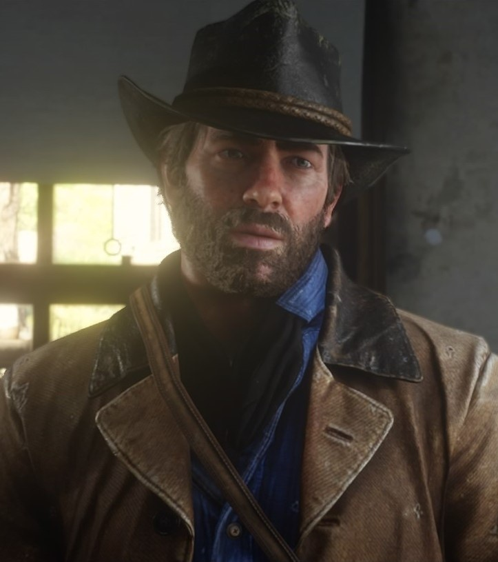 red dead redemption 2 arthur morgan-0