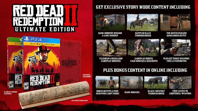 red dead redemption 2 pre order-0