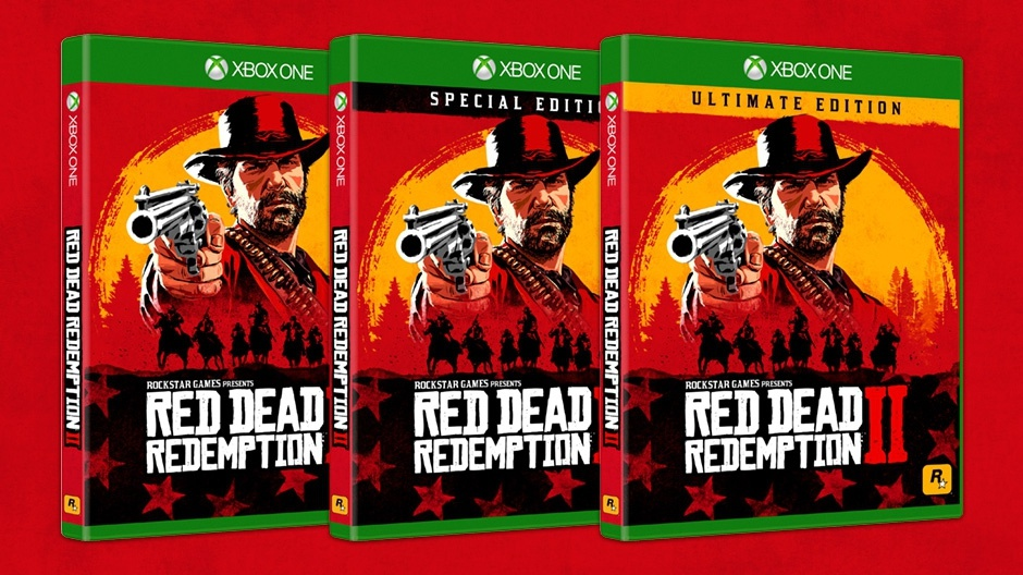 red dead redemption 2 pre order-3