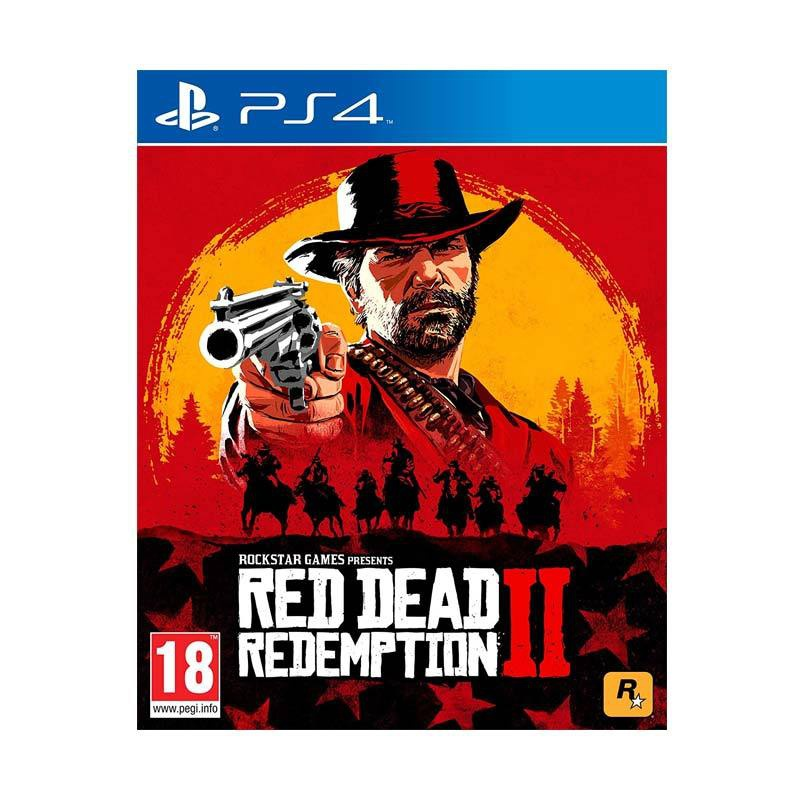 red dead redemption 2 pre order-5