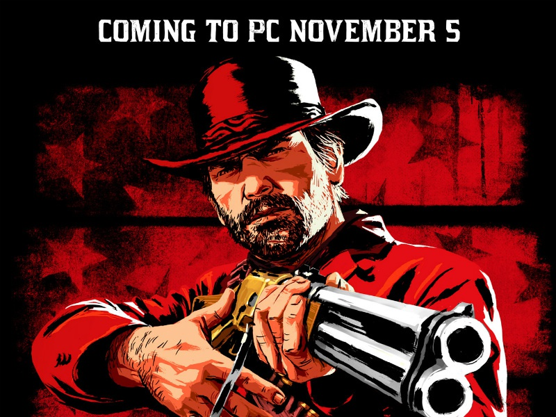 red dead redemption 2 pre order-7