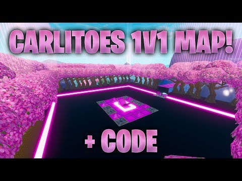 fortnite 1v1 map code-1