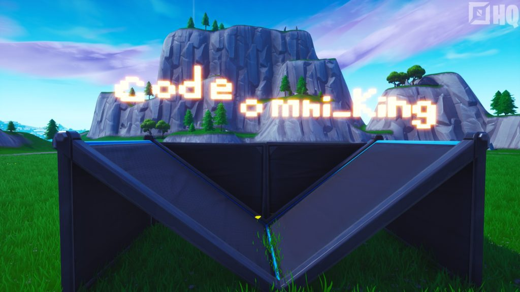 fortnite 1v1 map code-4