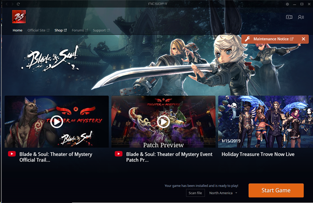 blade and soul launcher-0