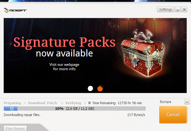 blade and soul launcher-3