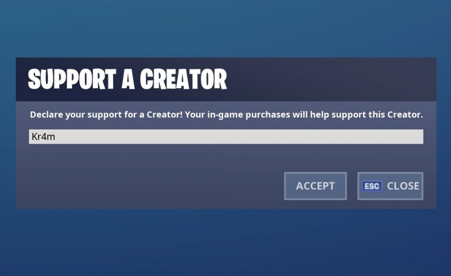 epic games support a creator-0