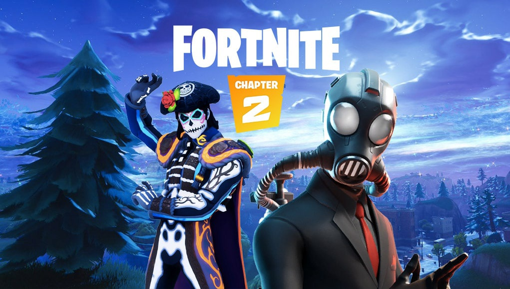 fortnite patch notes chapter 2-4