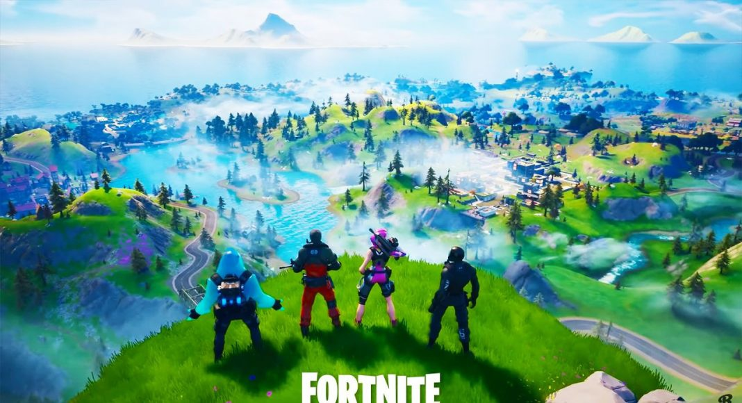 fortnite patch notes chapter 2-8