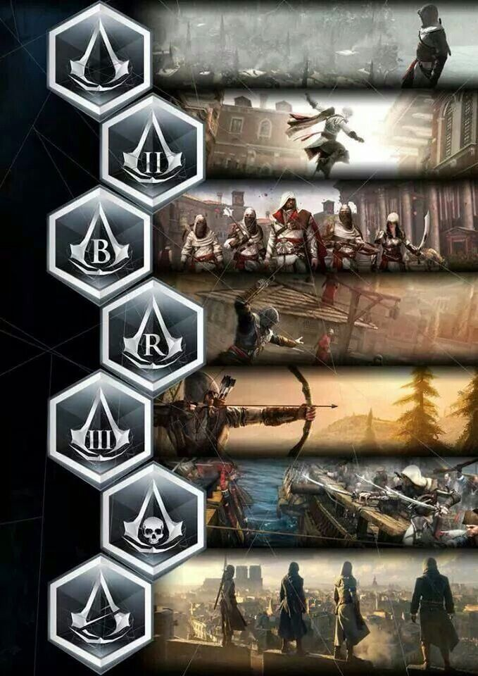 all assassin creed games-8