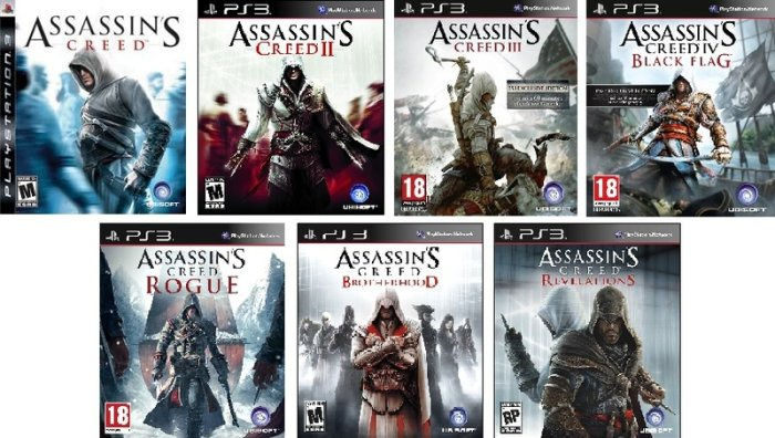 all assassin creed games-9
