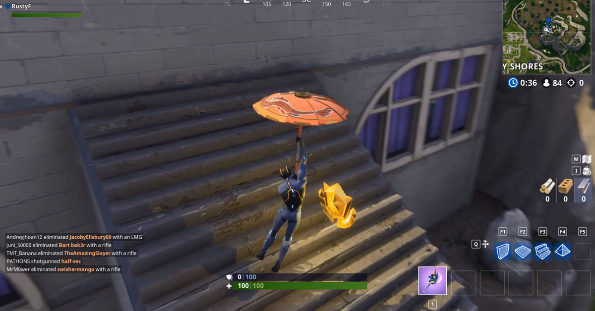 treasure map in greasy grove fortnite-3