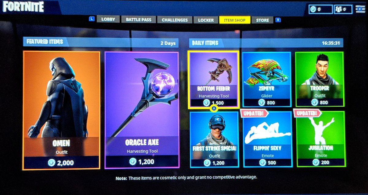 current item shop fortnite-5