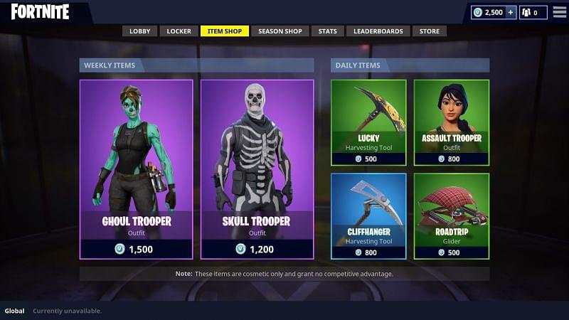 current item shop fortnite-8