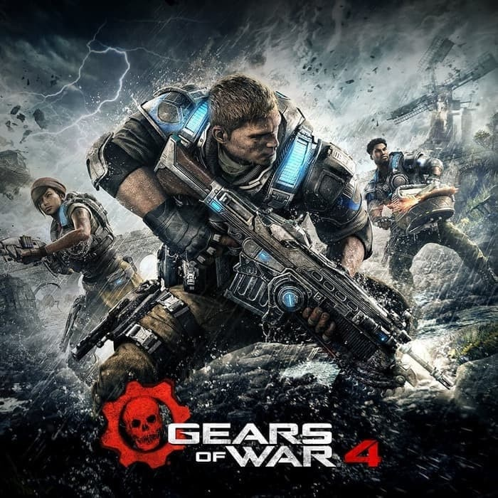 gears of wars 4-5