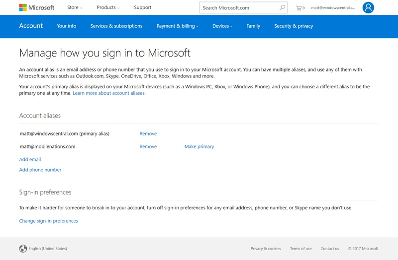 how to change xbox email-1