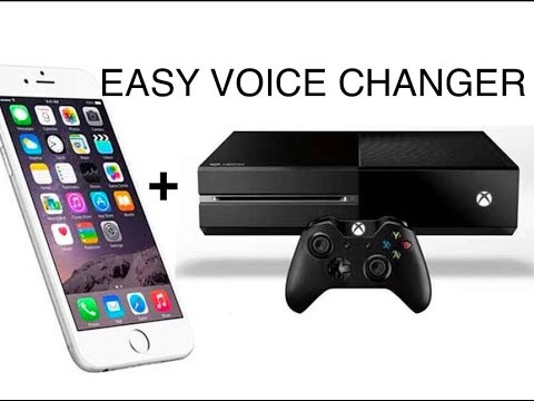 voice changer on xbox one-0