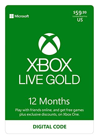 xbox one live gold-0