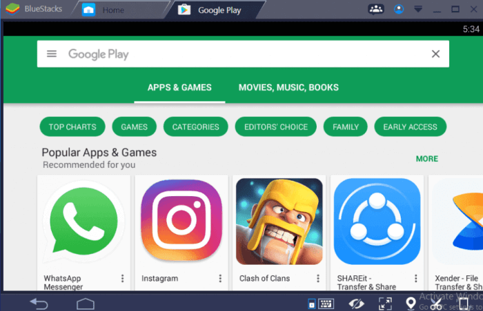 google play for windows-6