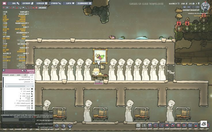 oxygen not included recreation room-0