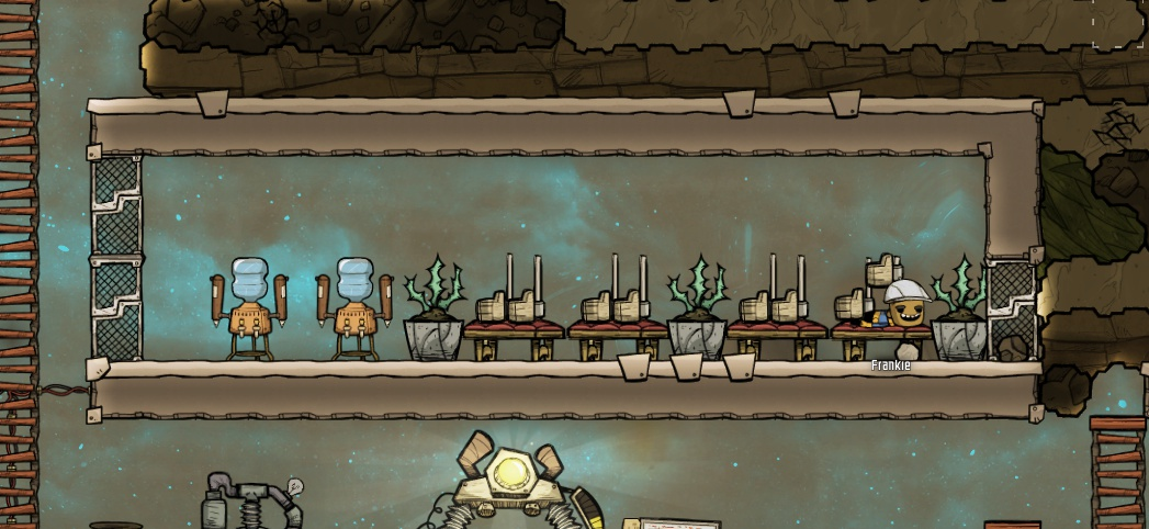 oxygen not included recreation room-1