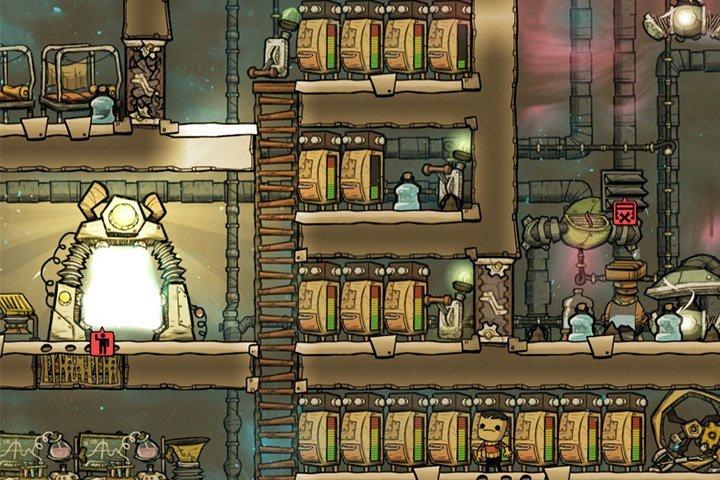 oxygen not included recreation room-6