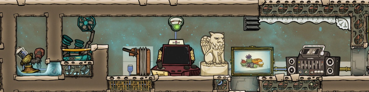 oxygen not included recreation room-7