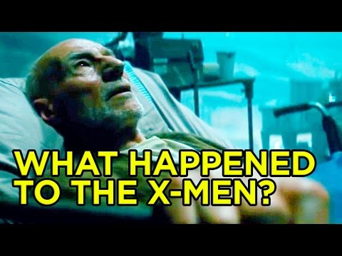 what happened to xmen in logan-6