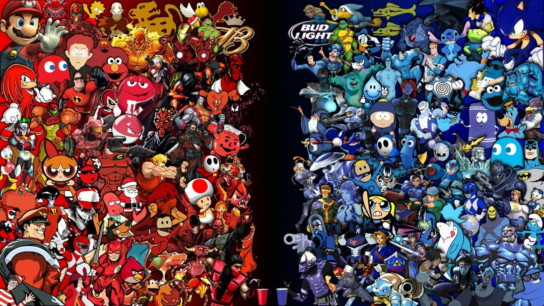 red vs blue game-2
