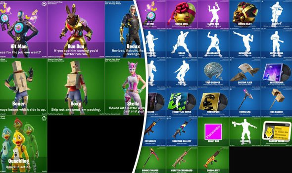 what's new in fortnite-1