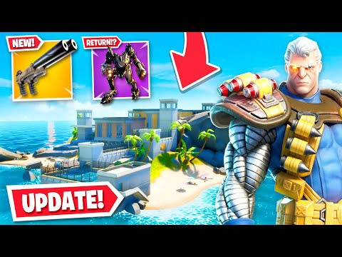 what's new in fortnite-4