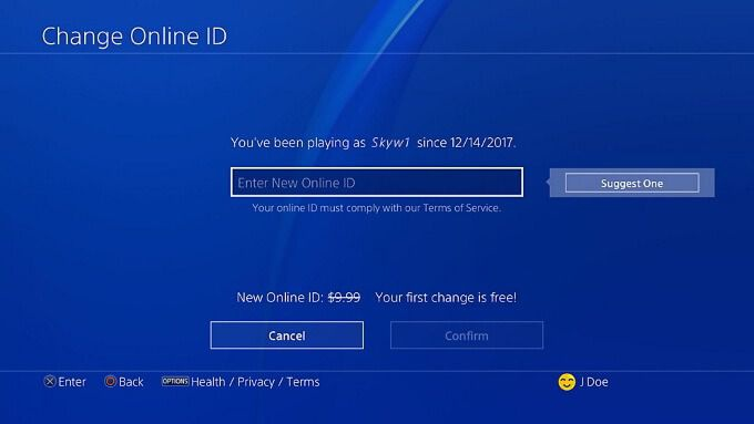 can you change your psn name-9