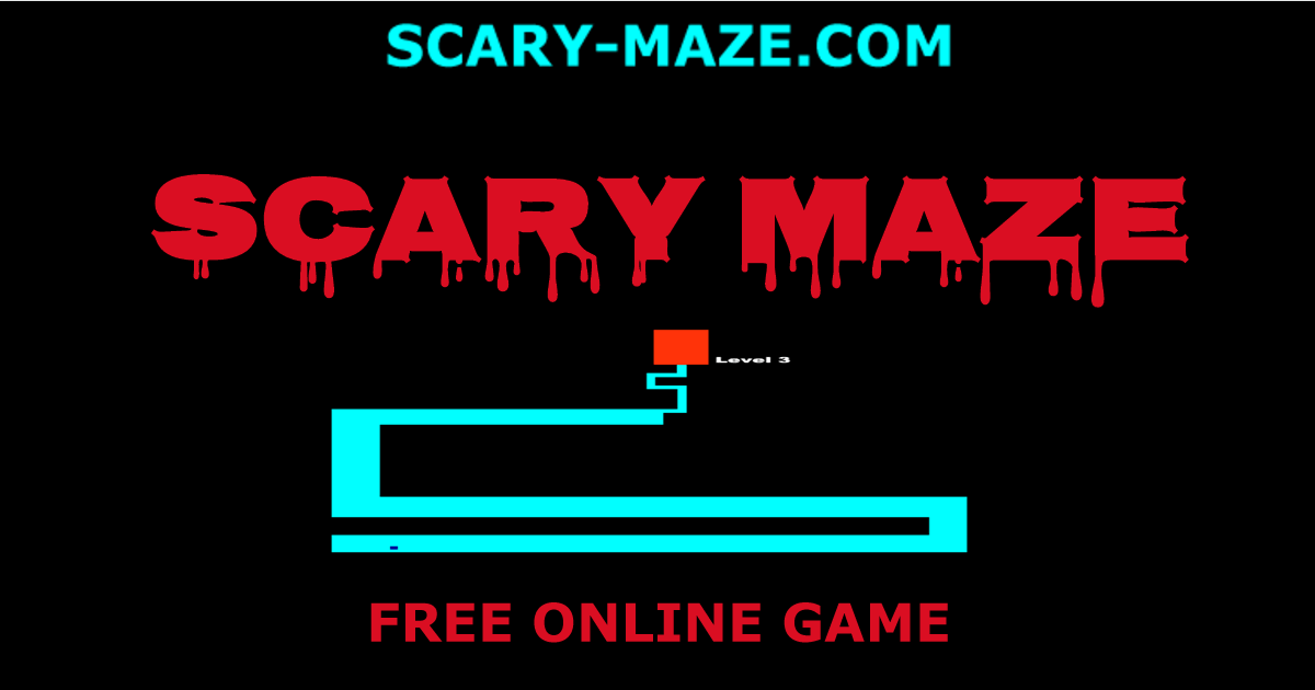 the scary maze game-2