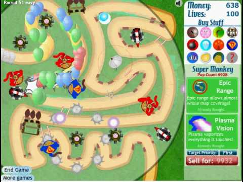 bloons tower defence 3-4