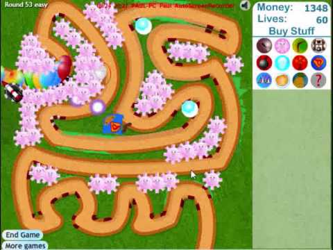 bloons tower defence 3-5