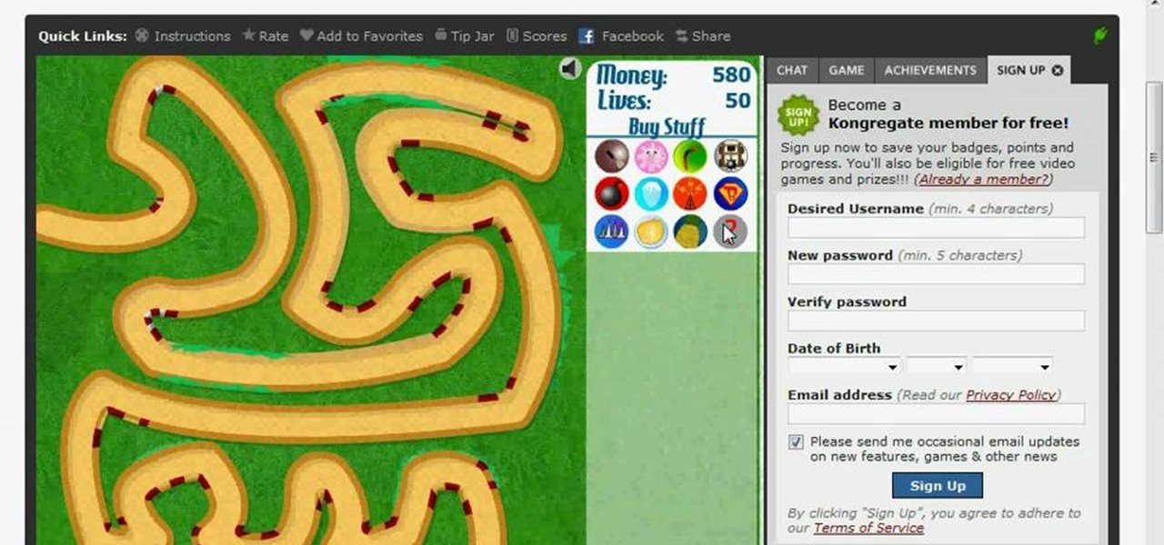 bloons tower defence 3-6