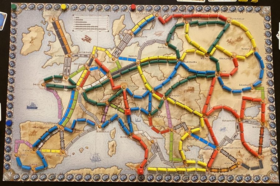 ticket to ride game-0