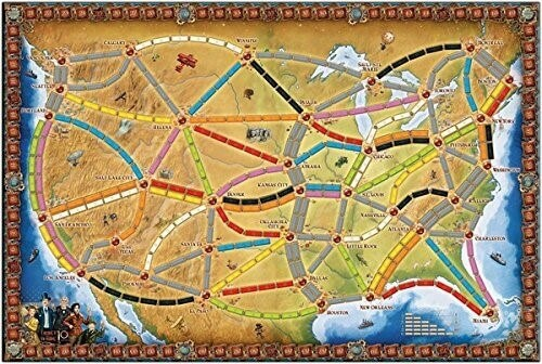 ticket to ride game-5